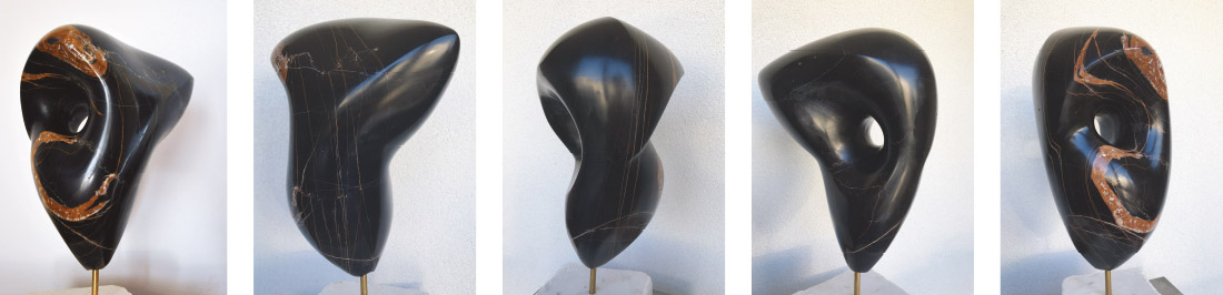 Marmor Nero Portoro Sehnsucht 2015